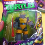 Teenage Mutant Ninja Turtles du nouveau en magasin