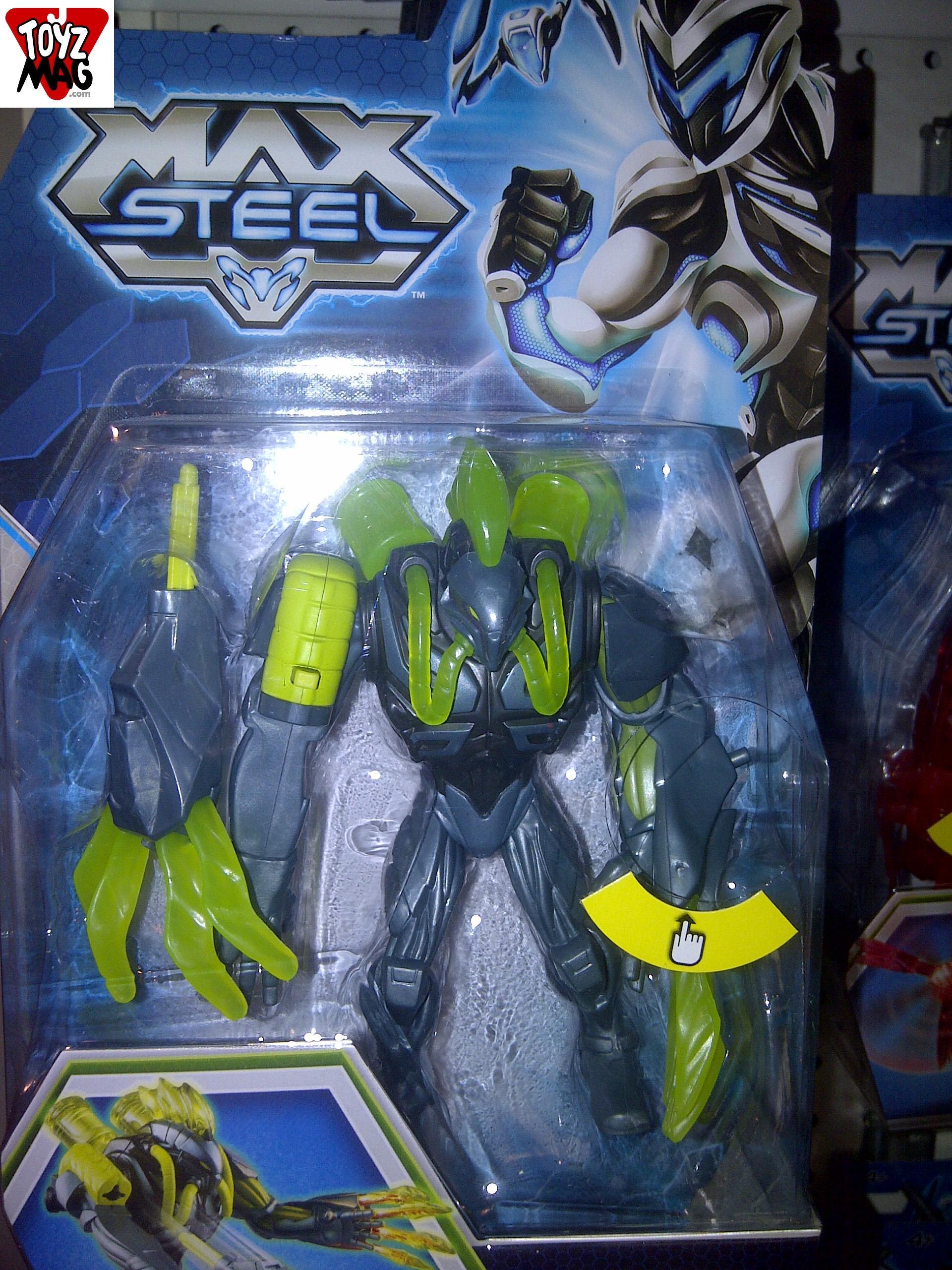Max Steel Toys R Us : Toyzmag toys r us la défense aout
