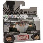 Marvel Minimates : packaging des figs The Wolverine