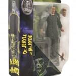 Universal Monsters Select : Packaging Quasimodo et Dr Jekyll