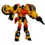 Transformers - Generations - SandStorm - Voyager Class, Hasbro