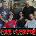 Interview exclu des Four Horsemen