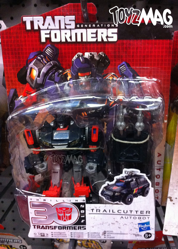 transformers generation thrilling 30