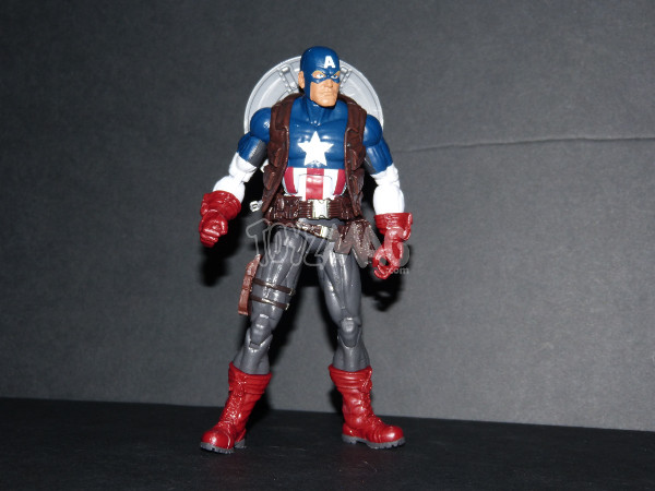 Marvel legends captain america ultimate Toyzmag 1
