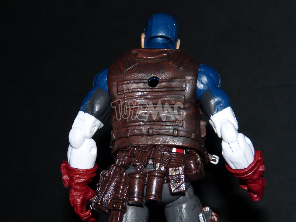 Marvel legends captain america ultimate Toyzmag 8