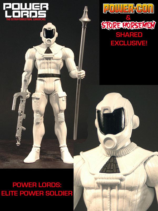 Power-Con ELITE SOLDIER Power Lords exclu