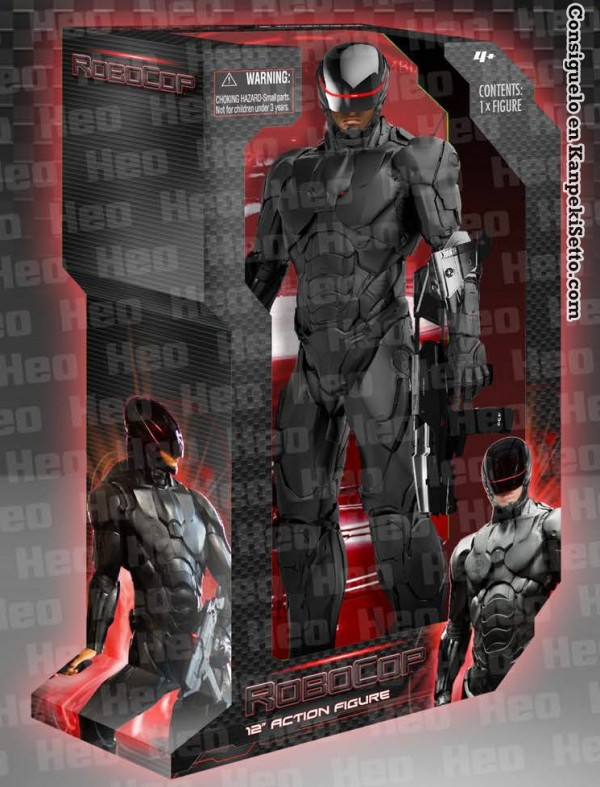Robocop-12-Inch-Action-Figure