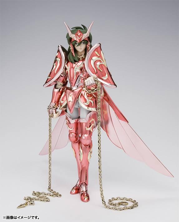 Saint Seiya Kamui Andromède Renewal color 10ème Anniversaire