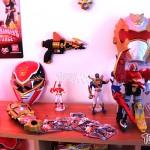 Power Rangers MegaForce du nouveau chez Bandai