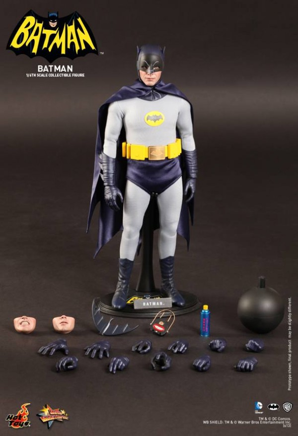 batman 1966 hot toys 1