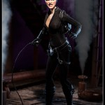 catwoman dc 12in sideshow 1 4