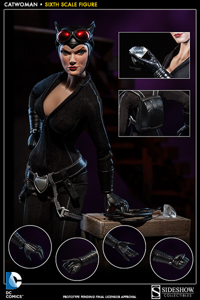catwoman dc 12in sideshow 11