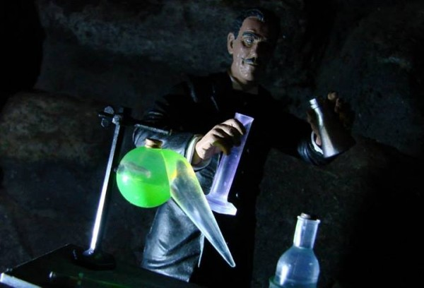 dst bossu monster select jekyll labo