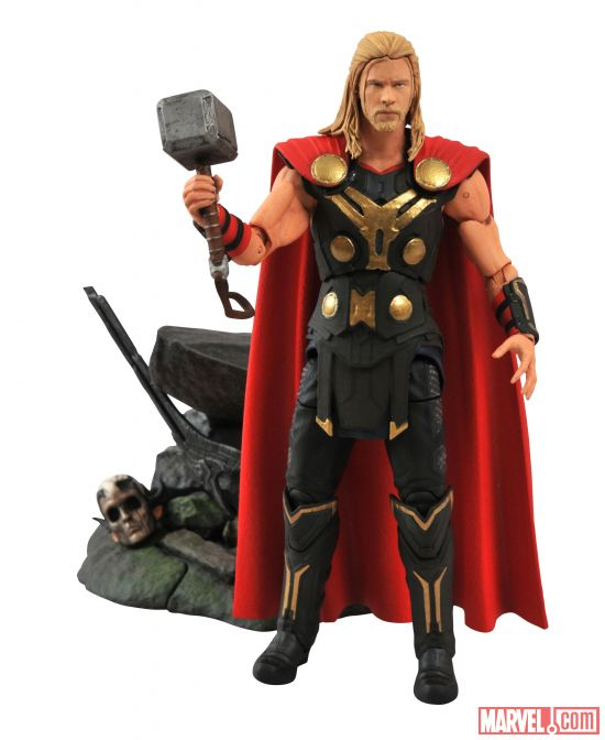 dst thor the dark world monde des ténebres marvel 2