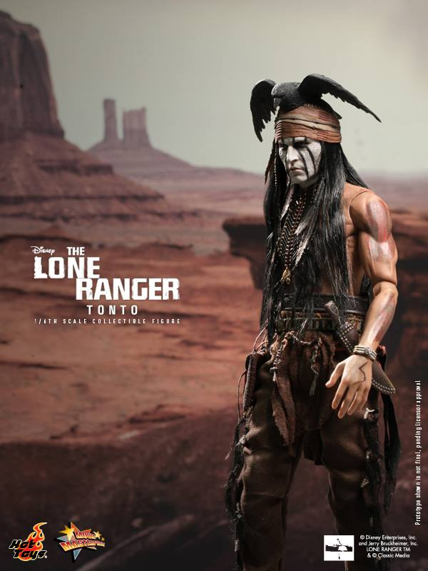 hot toys lone ranger tonto 10