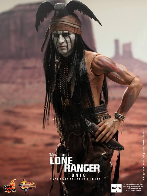hot toys lone ranger tonto 11