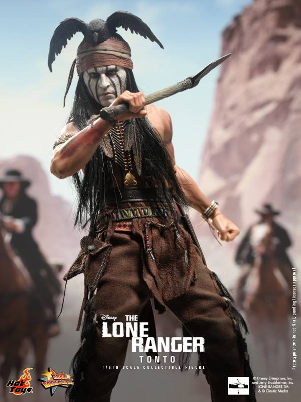 hot toys lone ranger tonto 7