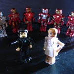 Marvel Minimates : Iron Man Hall of Armor