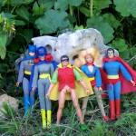 jean-louis simon quelques super héros mego années 70 se refont une jeunesse jardin
