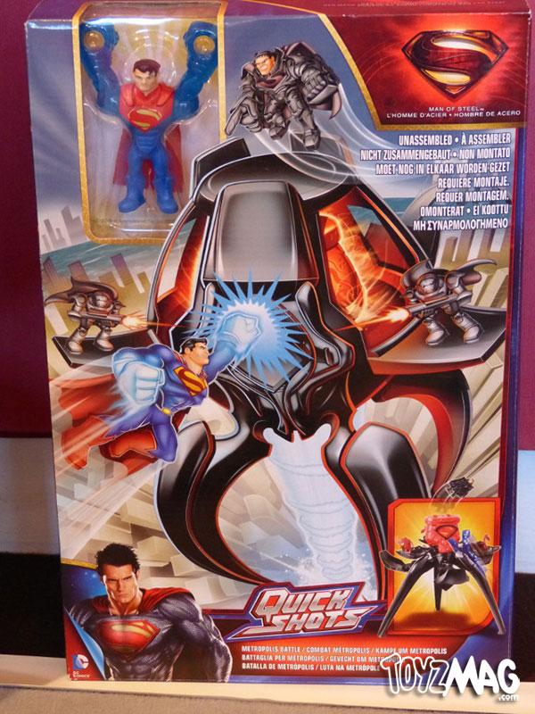 Superman le combat metropolis JPOmattel