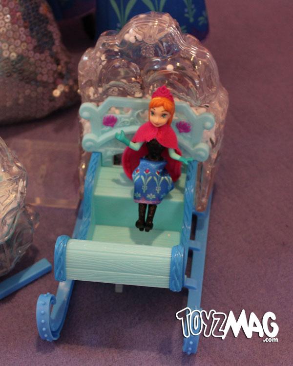 La Reine des Neiges Poupées Mattel - Disney Princesses