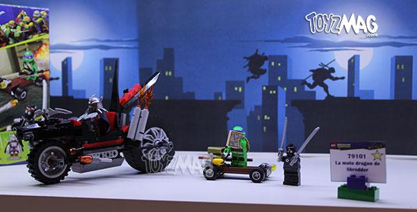 lego TMNT noel2013