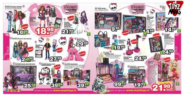 maxitoys monster high