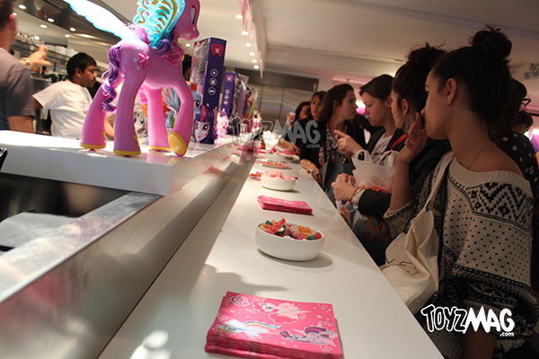 30ans My Little Pony Hasbro Chez colette