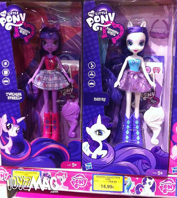 My little pony equestria girls poupée hasbro