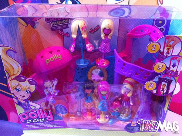 Polly Pocket Mattel