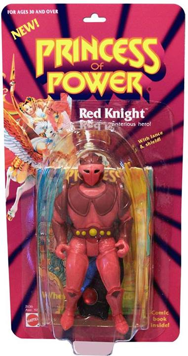 Princess of Power - Red Knight / Le Chevalier Rouge