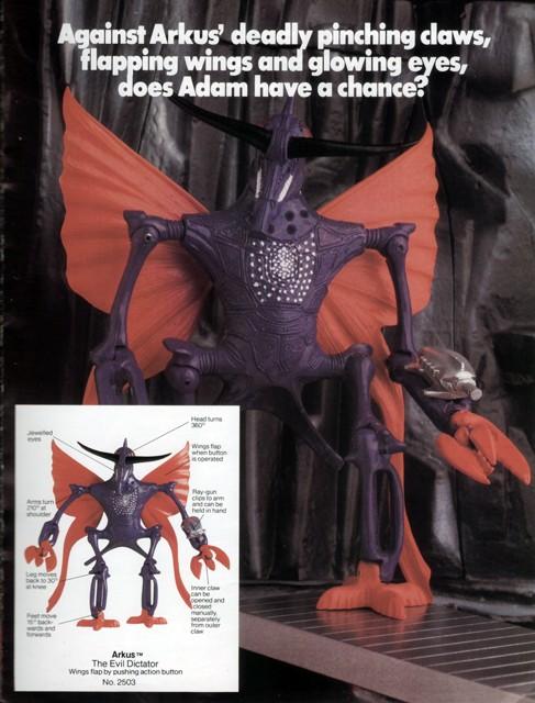 Arkus Power Lords Revell