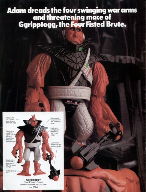 Ggripptogg Power Lords Revell