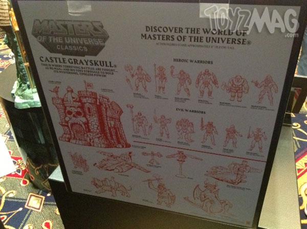 power-con 2013 Castle Grayskull packaging