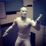 Star Trek Select : prototype du Capitaine Picard