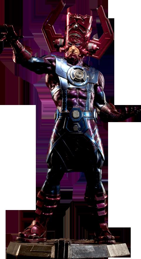 sideshow marvel galactus