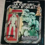 Cartes Carrées Meccano Star Wars