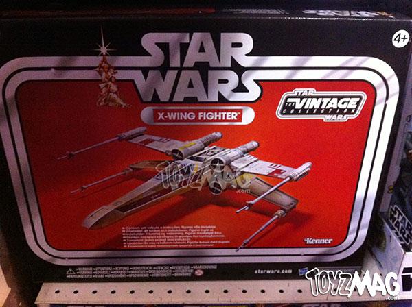 starwars TVC X-wing TRU
