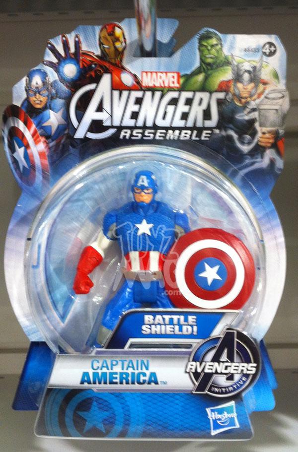 Marvel Avenger Assemble Hasbro Captain America
