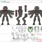 Age of Ultron Minimates : les control arts