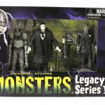 Universal Monsters Legacy Series 3 Box Set