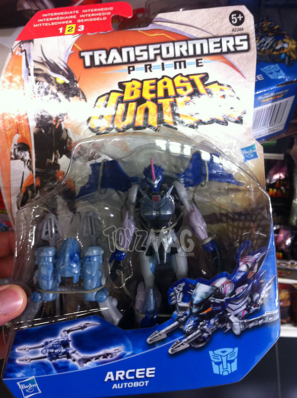 Arcee Transformers Prime Beast Hunter