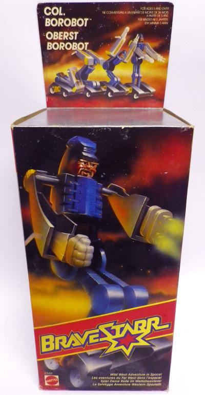 Borobot Bravestarr