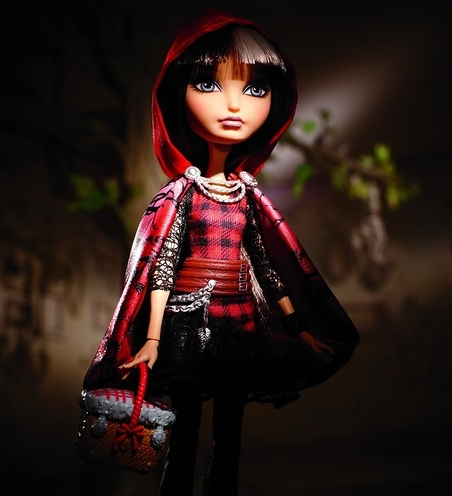 Cerise Hood Ever After High Mattel