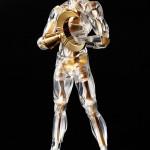 Figma, l'homme de cristal (Cobra) officialisé