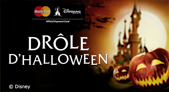 Vivez un Drôle d'Halloween à DisneyLand Paris grâce à Priceless