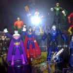 NYCC : Mattel DC Total Heroes
