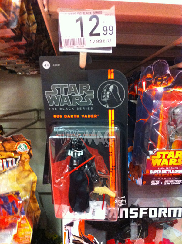 IStar Wars Black Series Auchan