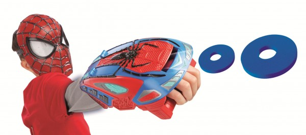 Motorized Spider Force Web Blaster A7404