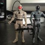 Power Lords : variantes Power Soldier et Elite Soldier